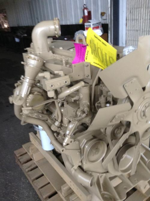 CUMMINS LTA10 BEIGE TOP Engine Assembly