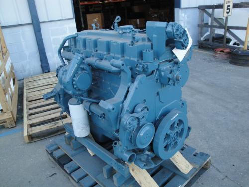 INTERNATIONAL DT466 NGD-P (MECH) Engine Assembly