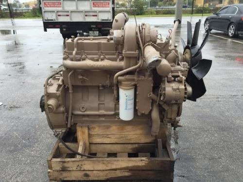 CUMMINS 8.3 Engine Assembly
