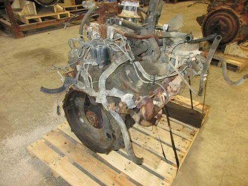 GM 427TBI Engine Assembly