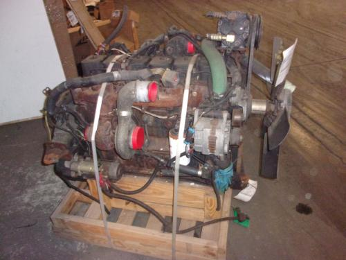 CUMMINS 6BTA-5.9 AFTERCOOLED Engine Assembly
