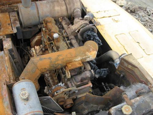 JOHN DEERE 6081HT 8.1L Engine Assembly