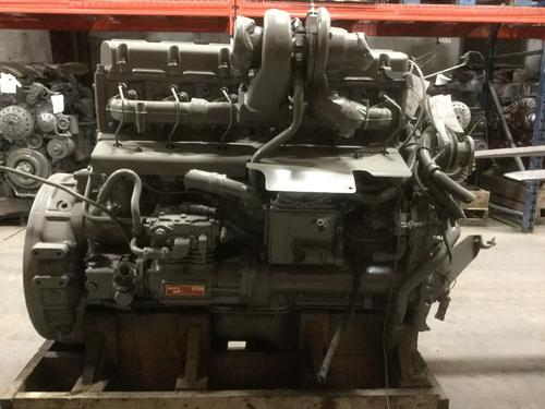 MACK ETEC Engine Assembly