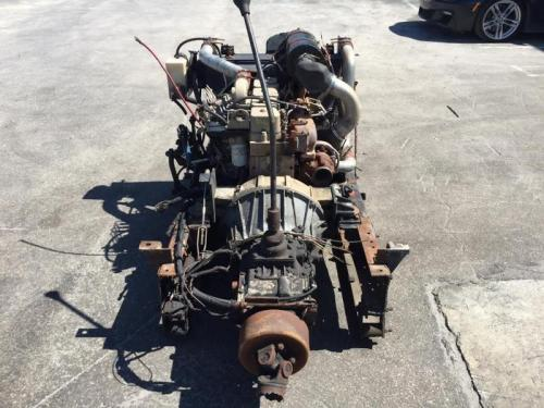 CAT 4BT-3.9 Engine Assembly