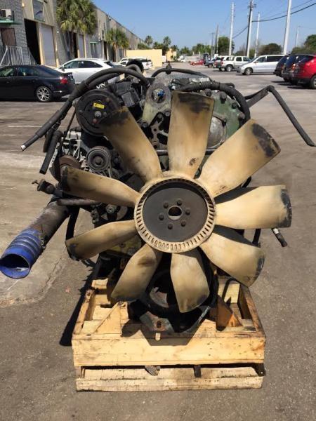 Detroit 60 Ser 12 7 Engine Assembly 206 For Sale At