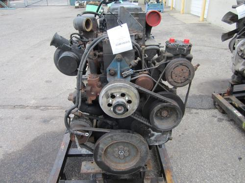 CUMMINS FLD120 Engine Assembly
