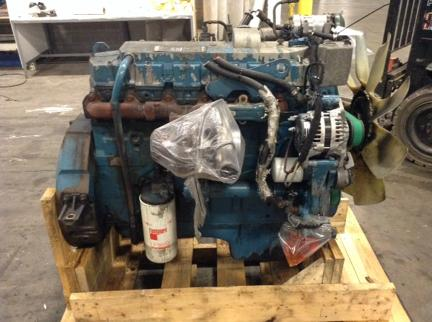 INTERNATIONAL 8500 Engine Assembly