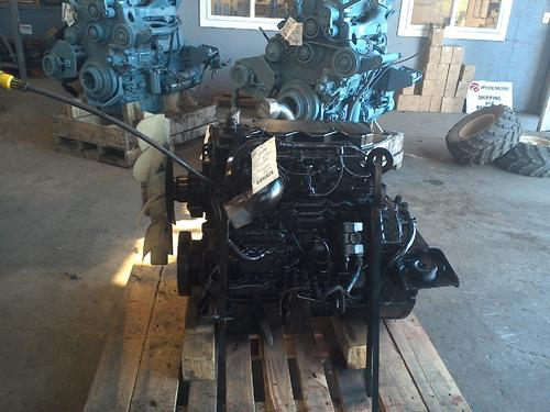 CUMMINS ISB3.9 Engine Assembly