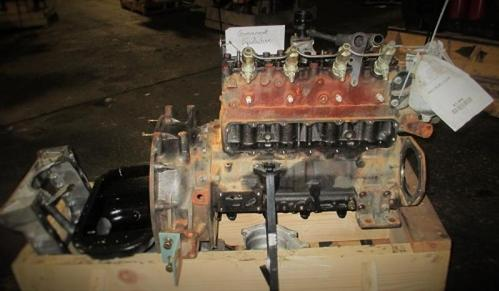 ISUZU C-240 Engine Assembly
