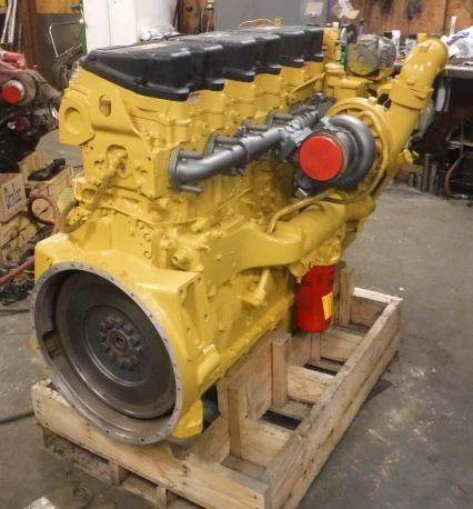 CAT C15 (SINGLE TURBO - EPA98) Engine Assembly