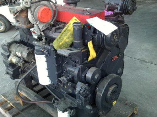 CUMMINS ISL-9.0 EPA 98 (CAPS PUMP) Engine Assembly