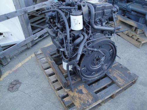 ISUZU 4HE1T TCS-TSN (4.8L) Engine Assembly
