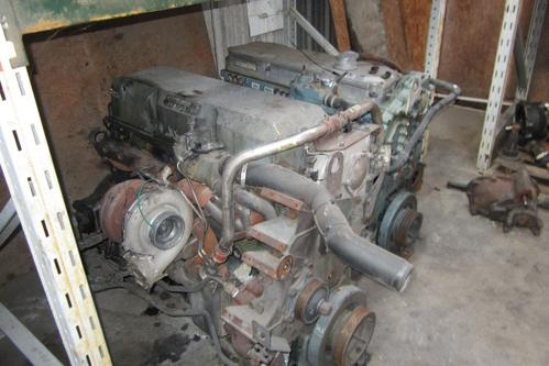 DETROIT DDEC 5 12.7 Engine Assembly