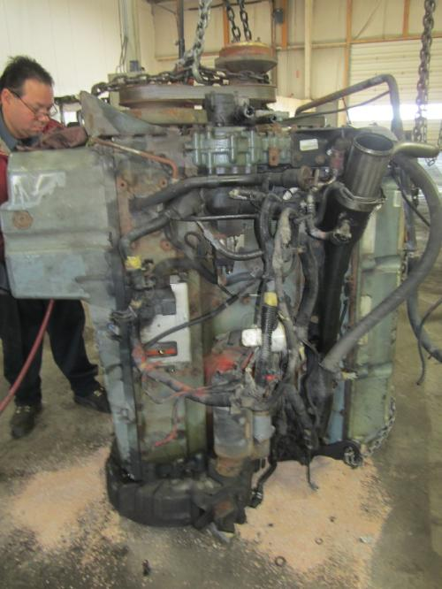 DETROIT DIESEL CENTURY Engine Assembly