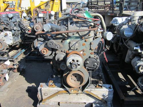 DETROIT DIESEL COLUMBIA 120 Engine Assembly