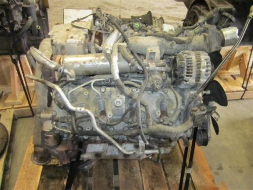 GM 6.6 DURAMAX LBZ Engine Assembly