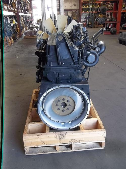 CUMMINS ISM EPA 07 Engine Assembly