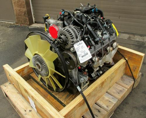 Isuzu 6.0L VORTEC Engine Assembly