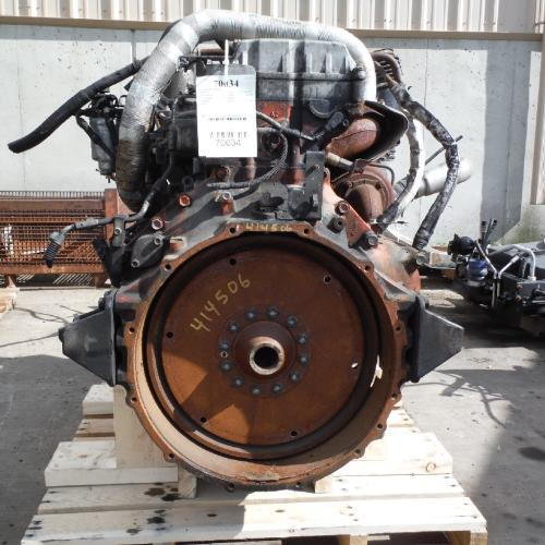 ISUZU 6HK1 Engine Assembly