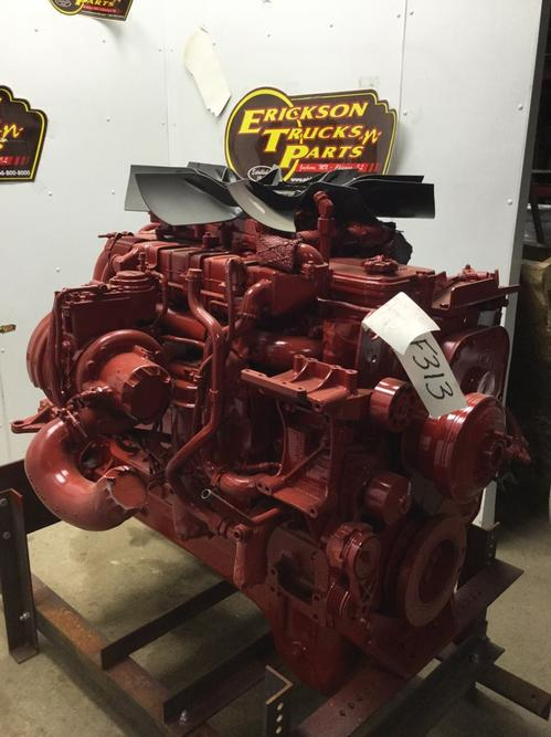 CUMMINS ISC Engine Assembly