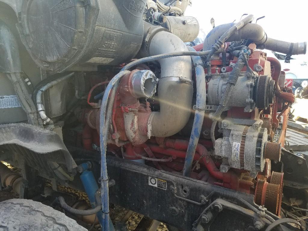 2012 CUMMINS ISX Engine Assembly