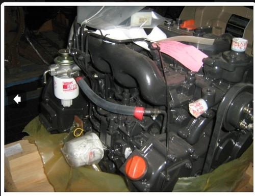 CUMMINS A2300 Engine Assembly