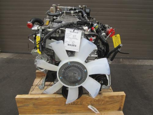 Isuzu 4HK1TC Engine Assembly