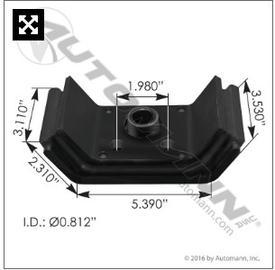 KENWORTH  Engine Mounts