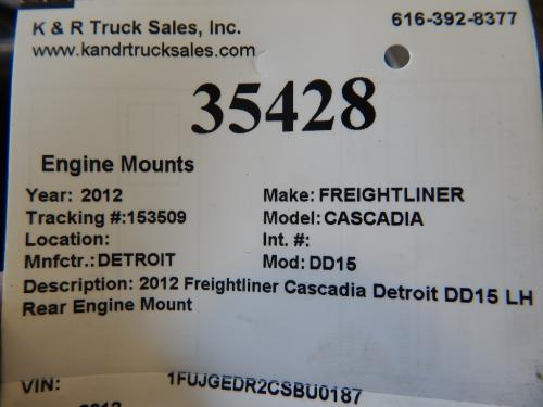 DETROIT DD15 Engine Mounts