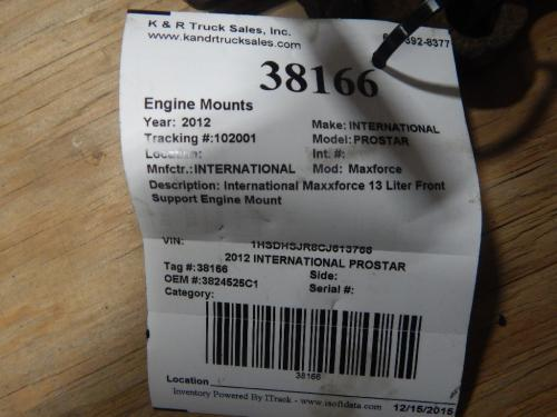 INTERNATIONAL Maxforce Engine Mounts
