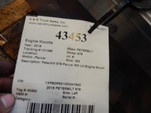 Paccar MX Engine Mounts