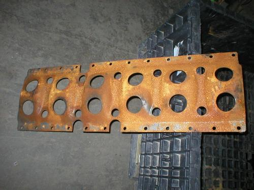 BLOCK STIFFENER PLATE MP7 Engine Parts, Misc.