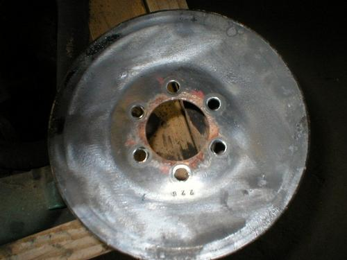 ACC DRIVE PULLEYS VED12-D Engine Parts, Misc.