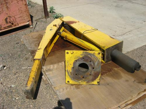CRANE KNUCKLE BOOM Equipment (Mounted)