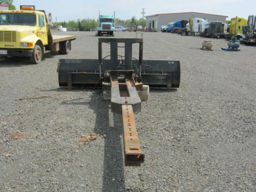 LEON 30 - Hydraulic dozer blade Equipment (Mounted)