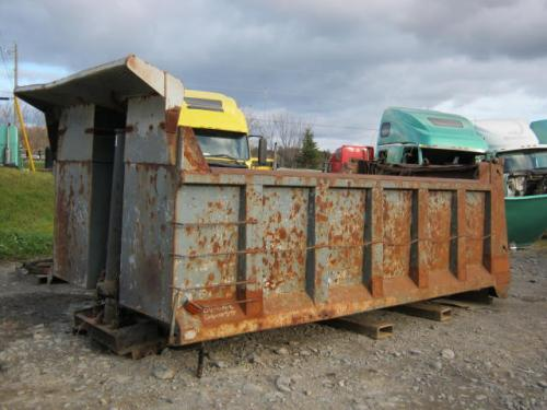 LAT Manufacturing Steel dump body Equipment (Mounted)
