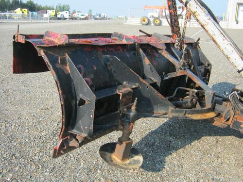 Unknown Plow Equipment (Mounted)