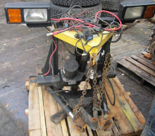 GMC SIERRA Equipment (Mounted)