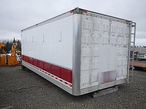 Unknown Storage van body Equipment (Mounted)