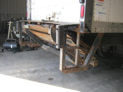 WALTCO 263SP Hydraulic tailgate lift Equipment (Mounted)
