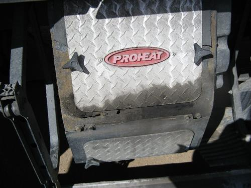 AUXILLIARY POWER UNIT PRO HEAT Equipment (Mounted)