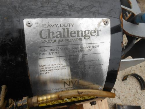 CHALLENGER  Equipment (Mounted)