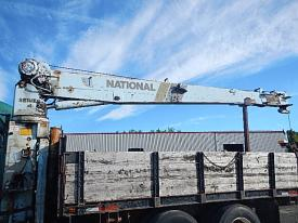 National Series-4  (8 ton boom crane) Equipment (Mounted)