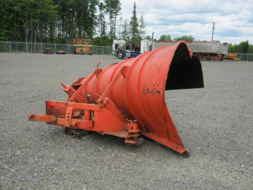 Unknown Oneway Plow Equipment (Mounted)