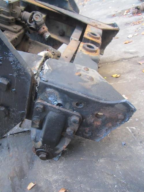 GMC TOPKICK Equipment (Mounted)