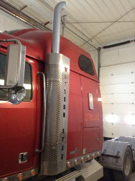 WESTERN STAR TRUCKS 4900 Exhaust Assembly