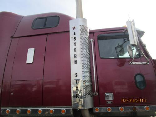 WESTERN STAR 4900 Exhaust Pipe