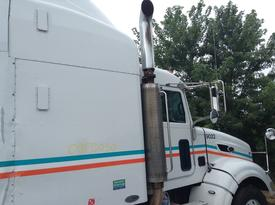 PETERBILT 386 Exhaust Pipe