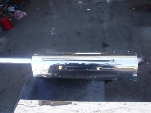 PETERBILT 379 Exhaust Assembly
