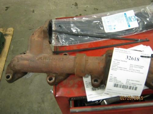 INTERNATIONAL MAX FORCE Exhaust Manifold